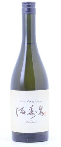 ☆【日本酒】満寿泉(ますいずみ)オーク樽熟成 貴醸酒 720ml