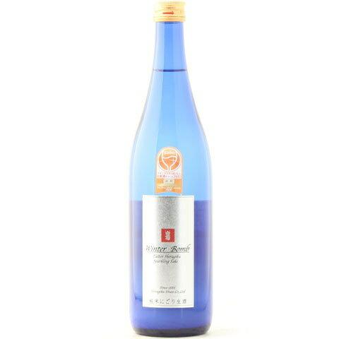 ☆【スパークリング日本酒】大典白菊(たいてんしらぎく) 純米にごり生酒 Winter Bomb (ウインターボム) 720ml※クール便発送