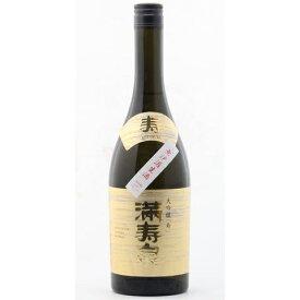 【日本酒/KJ】満寿泉(ますいずみ)大吟醸 無濾過生酒 寿 30BY 720ml ※クール便発送