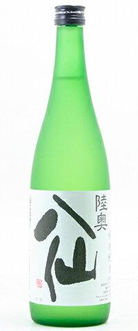 ☆【日本酒】陸奥八仙(むつはっせん)特別純米 白ラベル 720ml