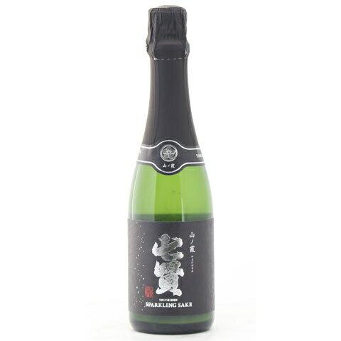 ☆【スパークリング日本酒】七賢(しちけん) スパークリング 山ノ霞 360ml ※クール便発送
