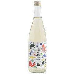 ☆【日本酒】富久長(ふくちょう)純米海風土シーフード720ml