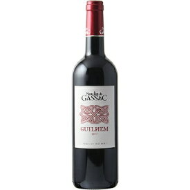 【赤ワイン】ムーラン・ド・ガサック ギレム赤 750ml ※商品名にビンテージ記載のない場合現行ビンテージとなります