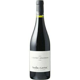 【赤ワイン】ムーラン・ド・ガサック カベルネ・ソーヴィニョン 750ml ※商品名にビンテージ記載のない場合現行ビンテージとなります