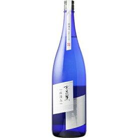 【日本酒/しぼりたて】水芭蕉(みずばしょう)純米吟醸 生原酒 直汲み R2BY 1800ml ※クール便発送
