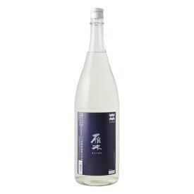 【日本酒/夏酒】雁木(がんぎ)辛口純米 夏 R2BY 1800ml
