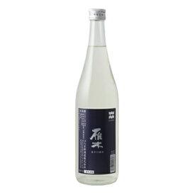 【日本酒/夏酒】雁木(がんぎ)辛口純米 夏 R2BY 720ml