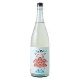 【日本酒/夏酒】AKABU 純米 夏霞 Natsu Kasumi R2BY 1800ml ※クール便発送