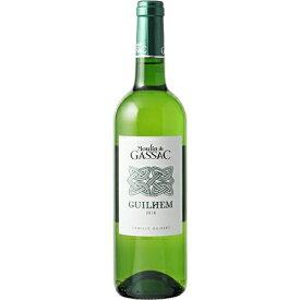 【白ワイン】ムーラン・ド・ガサック ギレム白 750ml ※商品名にビンテージ記載のない場合現行ビンテージとなります