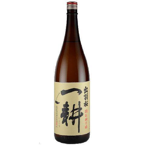 □【日本酒】出羽桜(でわざくら)特別純米 一耕 1800ml