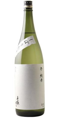 ☆【日本酒/しぼりたて】手取川(てどりがわ)冬 特別純米 しぼりたて 1800ml ※クール便発送