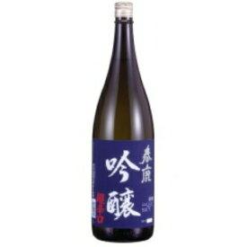 □【日本酒】春鹿(はるしか)吟醸 超辛口 1800ml