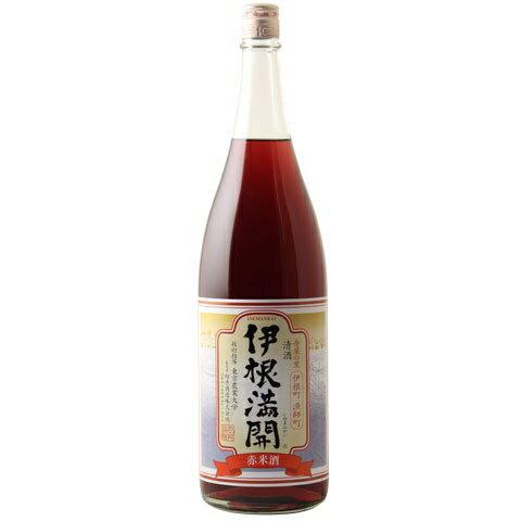 ☆【日本酒】伊根満開(いねまんかい)赤米酒 1800ml※熟成具合により色の濃淡が変わります