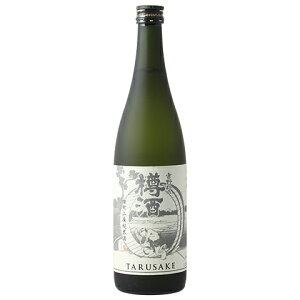 【日本酒】吉野杉の樽酒 雄町 山廃純米酒 720ml