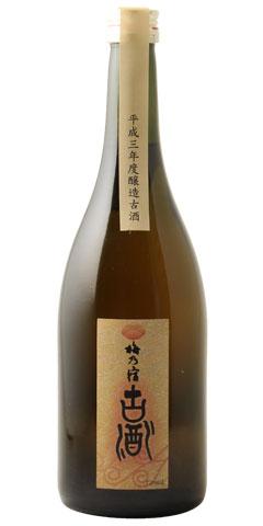 ☆【日本酒】梅乃宿(うめのやど)本醸造古酒3BY720ml