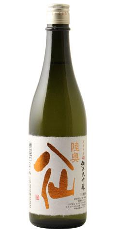 ☆【日本酒】陸奥八仙(むつはっせん)レイメイ40 純米大吟醸 720ml ※クール便発送