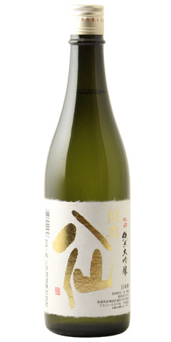 ☆【日本酒】陸奥八仙(むつはっせん)純米大吟醸no.4329BY720ml※クール便発送