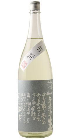 ☆【日本酒】常山(じょうざん)純米吟醸 無濾過生 別撰 29BY 1800ml ※クール便発送