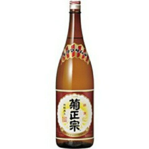 ☆【日本酒】菊正宗(きくまさむね) 佳撰 普通酒 1800ml