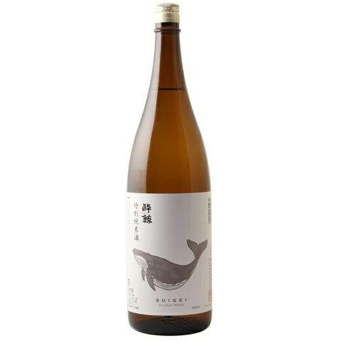 ☆【日本酒】酔鯨(すいげい) 特別純米酒 1800ml