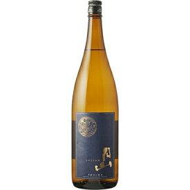 ☆【日本酒】月山(がっさん) 芳醇辛口純米 1800ml