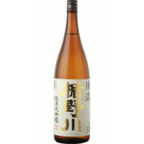 ☆【日本酒】楯野川(たてのかわ)純米大吟醸 清流 1800ml