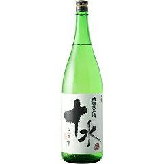 ☆【日本酒】大山特別純米十水(とみず)1800ml