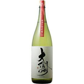 ☆【日本酒】大信州(だいしんしゅう)超辛口 純米吟醸 【火入れ】 1800ml