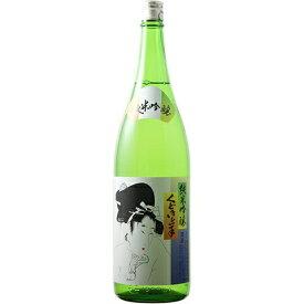【日本酒】くどき上手 純米吟醸 1800ml