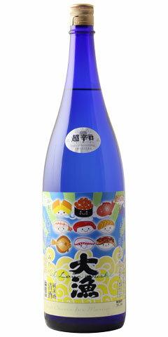 ☆【日本酒/夏酒】天吹(あまぶき)辛口純米 あいらぶすし大漁 2019 1800ml ※クール便発送
