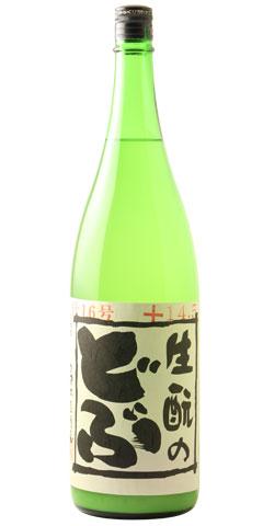 ☆【日本酒】生もとのどぶ 純米にごり 16号 29BY 1800ml