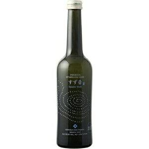 ☆【日本酒/スパークリング】一ノ蔵(いちのくら)すず音Wabi(わび)375ml※クール便発送
