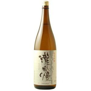 ☆【日本酒】瀧自慢(たきじまん)純米吟醸1800ml※クール便発送