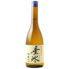 ☆【日本酒】明鏡止水(めいきょうしすい)純米垂氷720ml※クール便発送