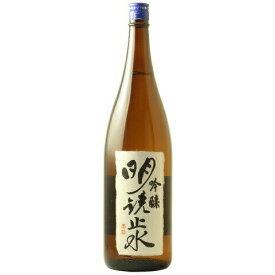 ☆【日本酒】明鏡止水(めいきょうしすい)吟醸 1800ml ※クール便発送