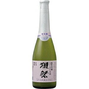 ○【日本酒】獺祭発泡にごり酒45360ml