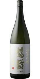 ☆【日本酒】鶴齢(かくれい)純米吟醸 愛山 雪室貯蔵 30BY 1800ml