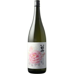 【日本酒】和香牡丹(わかぼたん)純米吟醸 ヒノヒカリ50 1800ml