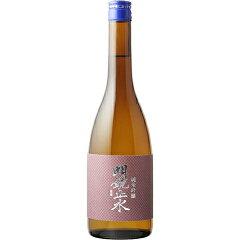 ☆【日本酒】明鏡止水(めいきょうしすい)純米吟醸720ml※クール便発送