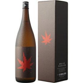 【日本酒/ひやおろし】麒麟山(きりんざん)熟成純米大吟醸 紅葉 27BY 1800ml