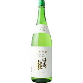 【日本酒】満寿泉(ますいずみ)普通酒 マス印からくち 白ラベル 1800ml