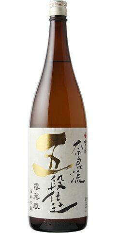 ☆【日本酒】梅乃宿(うめのやど)純米吟醸奈良流五段露葉風30BY1800ml