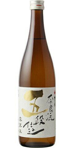 ☆【日本酒】梅乃宿(うめのやど)純米吟醸奈良流五段露葉風30BY720ml