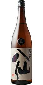 ☆【日本酒/しぼりたて】陸奥八仙(むつはっせん)純米吟醸 生原酒 黒ラベル R1BY 1800ml ※クール便発送