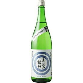 ☆【日本酒】雪の茅舎(ゆきのぼうしゃ)純米吟醸 生酒 美酒の設計 R1BY 1800ml ※クール便発送