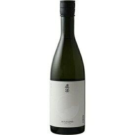 【日本酒】真澄(ますみ)純米吟醸 白妙 SHIRO 720ml