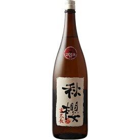 ☆【日本酒/ひやおろし】富久長(ふくちょう)吟醸 ひやおろし 秋櫻 2018BY 1800ml