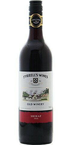 ☆【赤ワイン】ティレルズオールドワイナリーシラーズ750ml※商品名にビンテージ記載のない場合現行ビンテージとなります