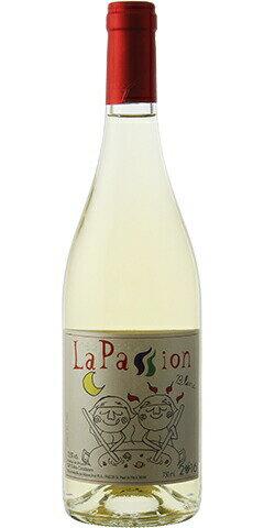 ☆【白ワイン】ラ・パッションブラン750ml※商品名にビンテージ記載のない場合現行ビンテージとなります