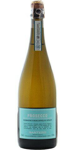 ☆【スパークリングワイン】サンテロプロセッコスプマンテエクストラ・ドライ750ml※商品名にビンテージ記載のない場合現行ビンテージとなります